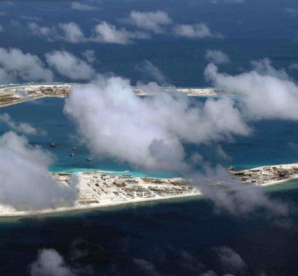 华盛顿针对南海宣布对华新制裁