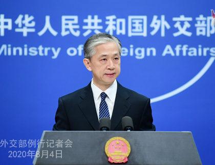 川普威胁Tiktok限期出售 中国外交部:莫打开潘多拉盒子
