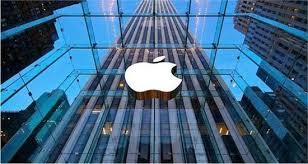 苹果股价罕见下跌 标普纳指依然创下历史新高