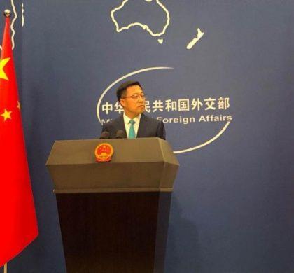 中国外交部:支持TikTok等企业拿起法律武器维护正当权益