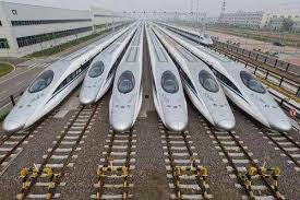 """中国高铁""""八纵八横""""网络主骨架已搭建七成"""