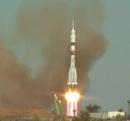 NASA太空人最后一次搭乘俄罗斯航天器前往国际空间站