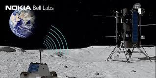 美国为何在月球建4G网络