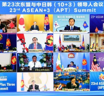 李克强:加快自贸区建设,深化东亚区域融合发展