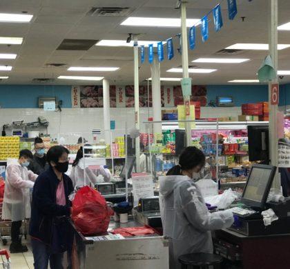 """波士顿唐人街华人超市老板:""""希望中国留学生早点回来!"""""""