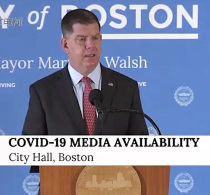 波士顿市长宣布新奖学金以帮助波士顿EMS增添多样性