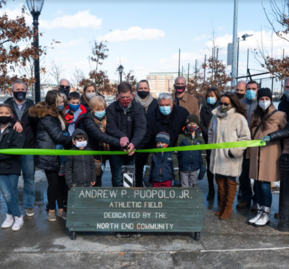 波士顿宣布重新开放三个改善公园  以增加城市开放空间并促气候就绪