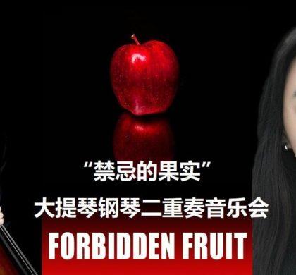 大提琴钢琴二重奏音乐会28日首演 旅美青年钢琴家华烨应邀联袂演奏