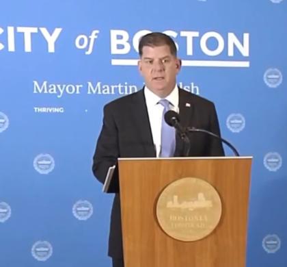 沃尔什市长宣布扩大波士顿的带薪产假政策