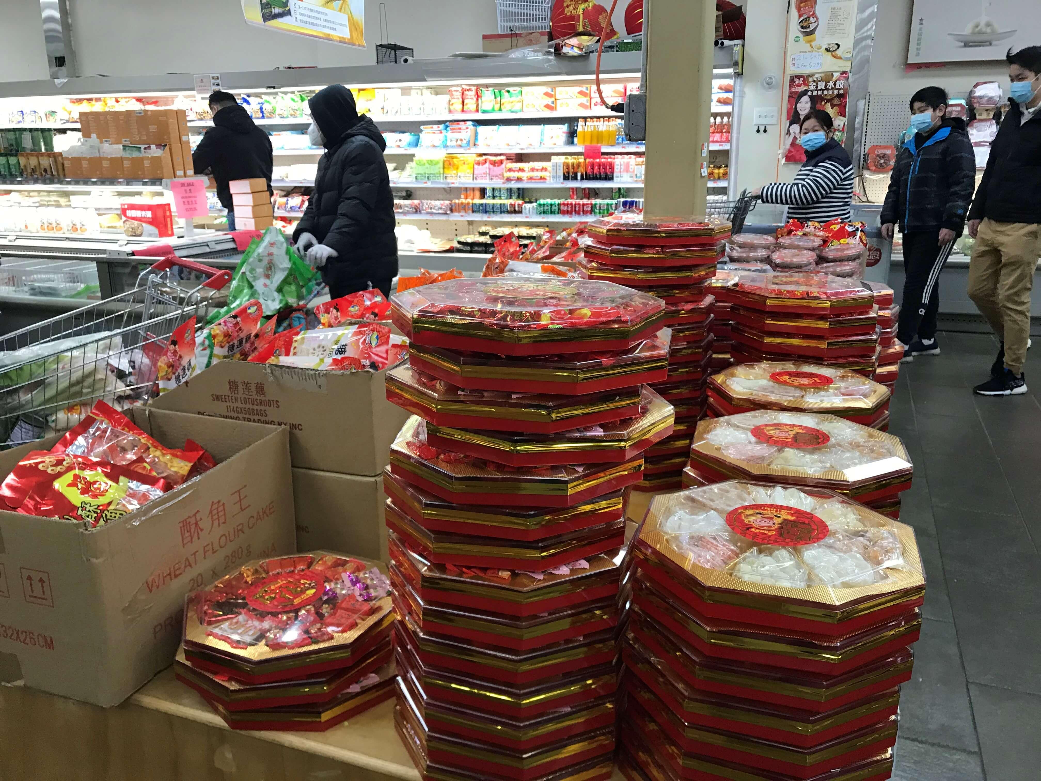 从新平价超市销售网红李子柒代言食品看海外华人饮食消费新动向