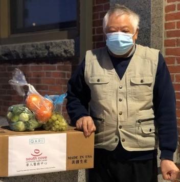 昆西亚协服务中心在新冠疫情中为昆西和大波士顿华人提供更加贴心服务