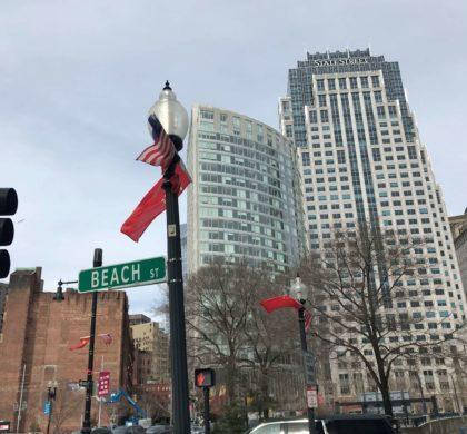 沃尔什市长宣布波士顿建立伙伴关系银行 以满足波士顿居民没银行和银行不足需求