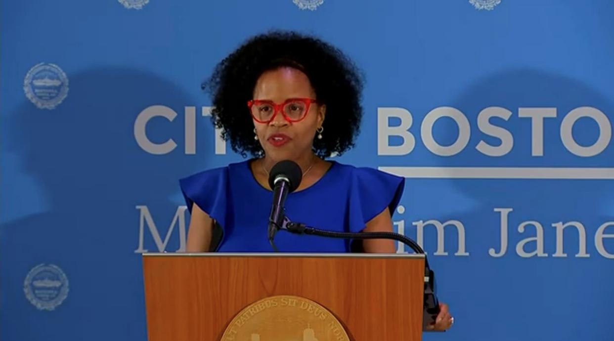 珍妮市长宣布波士顿市重新开放指南的更新 将使波士顿市能够为特定行业的需求做准备