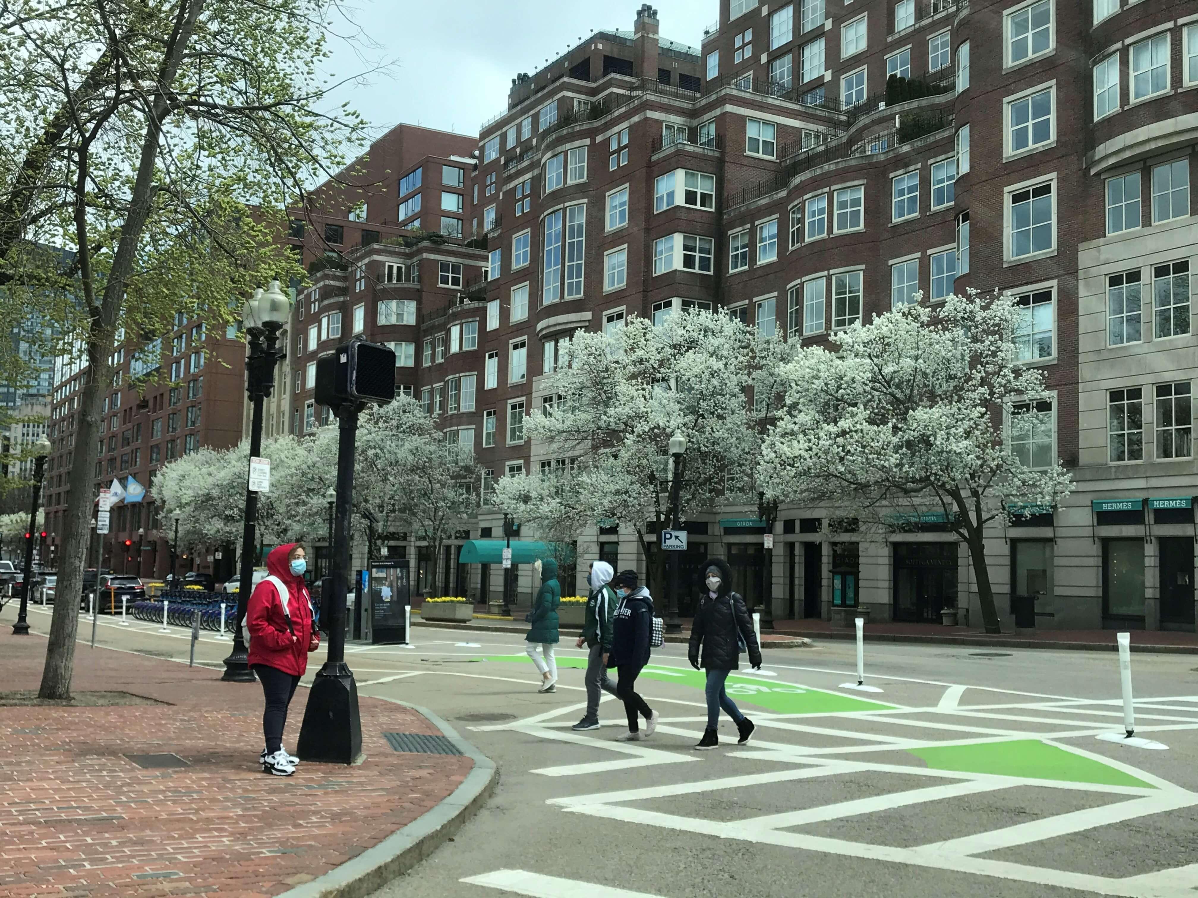 波士顿开放新的社区清洁空气赠款申请 鼓励提出减少空气污染和碳排放的建议