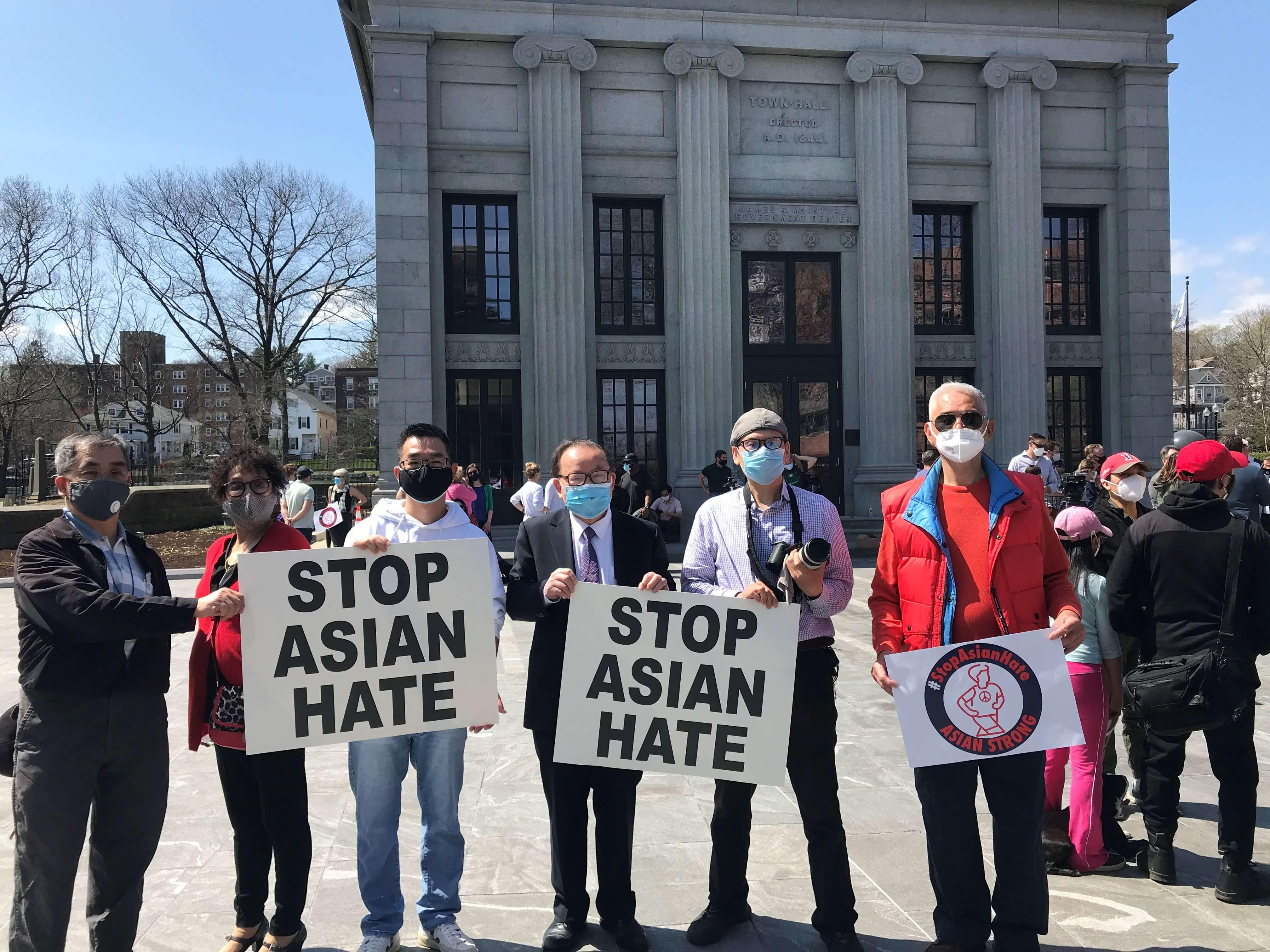 大学沙龙针对亚裔的仇恨犯罪将专题讲座 美国联邦调查局23年的数据告诉我们什么?
