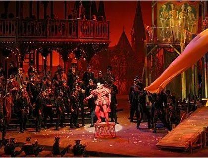 大学沙龙将讲述歌德的《浮士德》和它的三个歌剧版本的故事