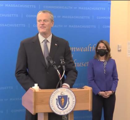 马萨诸塞州12岁至15岁的居民从今日起可接种辉瑞疫苗