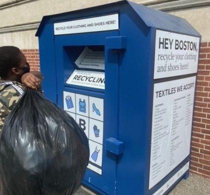 珍妮市长宣布与波士顿公立学校合作扩大回收服务