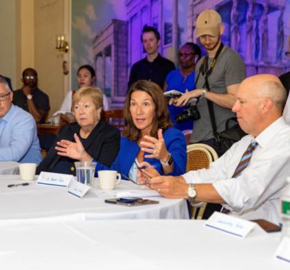 州政府正式启动全州小型企业对话之旅 访问主要街道企业和圆桌对话聚焦复苏
